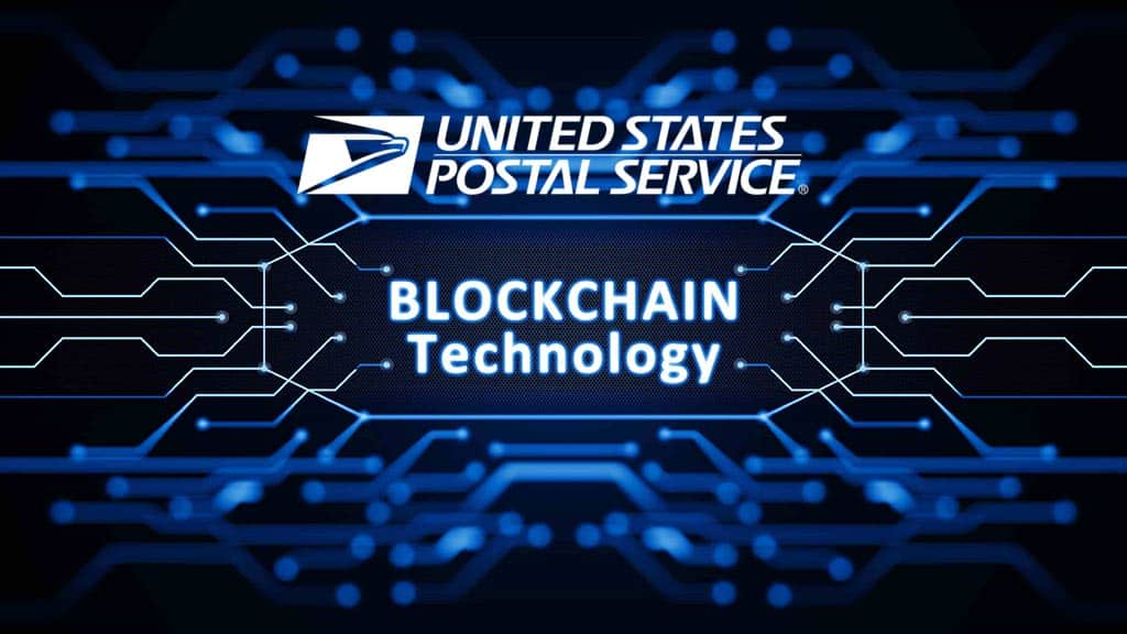Blockchain USPS