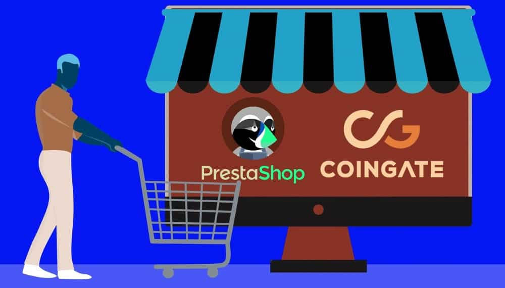 PrestaShop Coingate