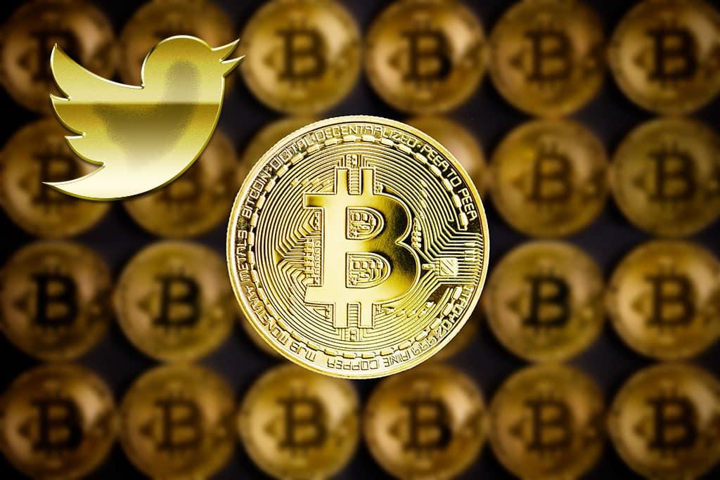 bitcoin twitter gold
