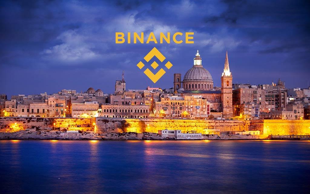 malta binance
