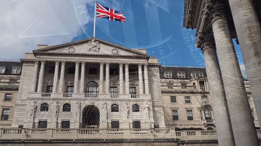 Crypto bank of England