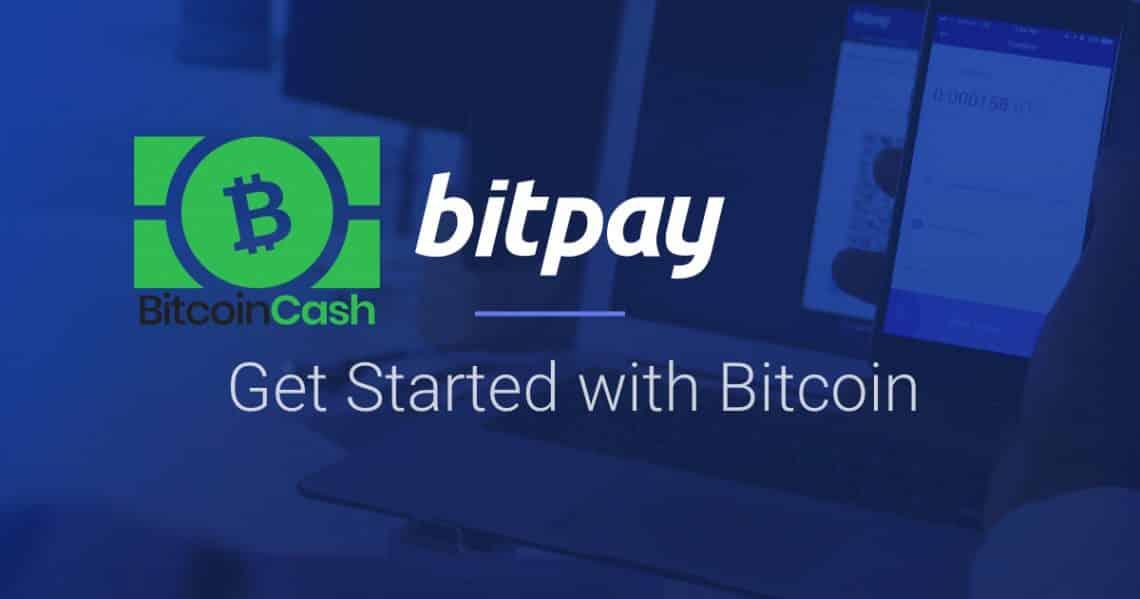 bitpay cash