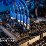 Cryptocurrency Mining Hardware on the Rise