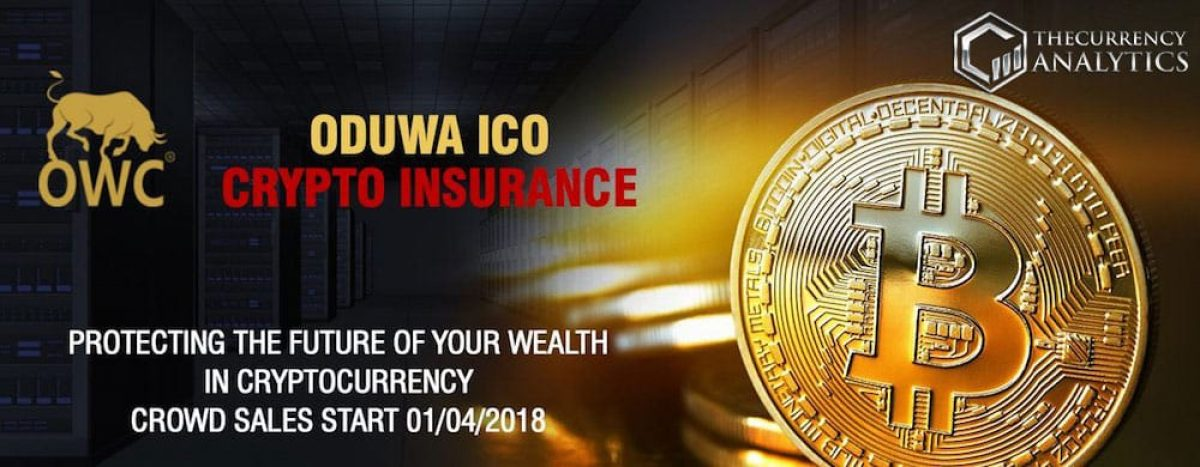 cryptocurrency insurence for yourr coins