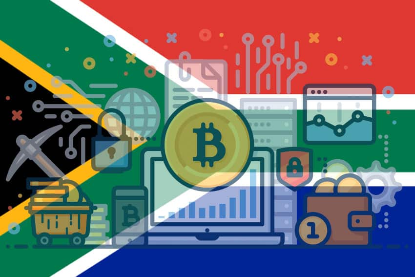 south africa regulate crypto