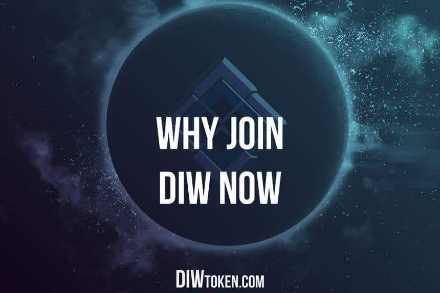 diw token