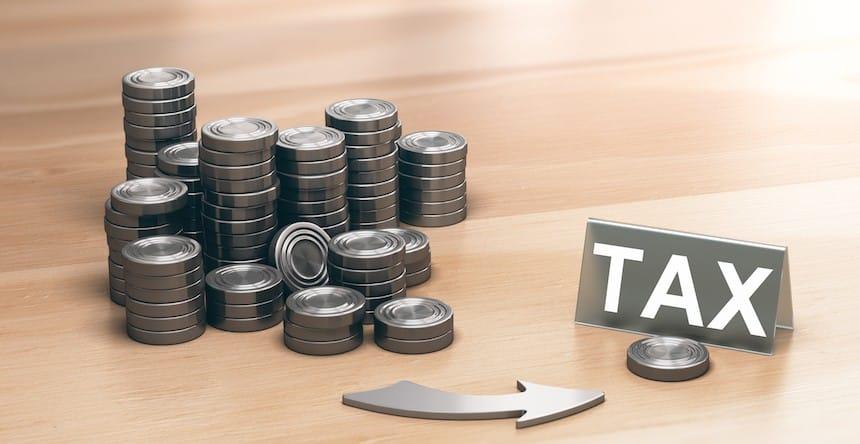 Financial tax