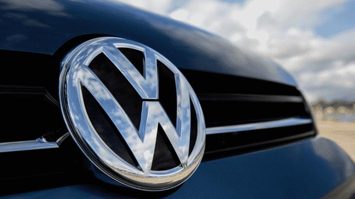 Volkswagen And IOTA