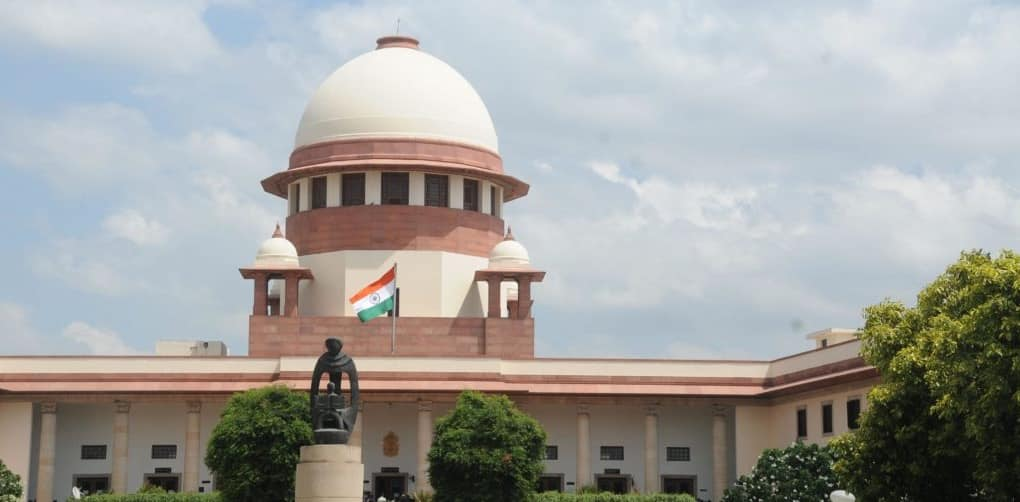 Supreme Court of India crypto