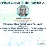 XinFin, the hybrid blockchain platform liaises with OMFIF for Global Public Investor 2018, Asia