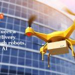 Geeba introduces A new era of delivery service through robots, blockchain & AI