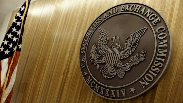 SEC regulation crypto