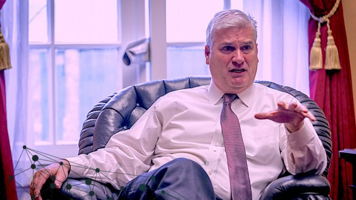 Tom Emmer blockchain