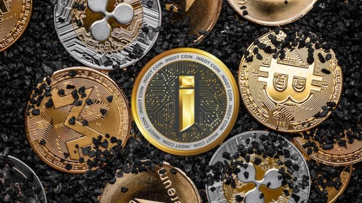 cryptocurrencies ingot coin