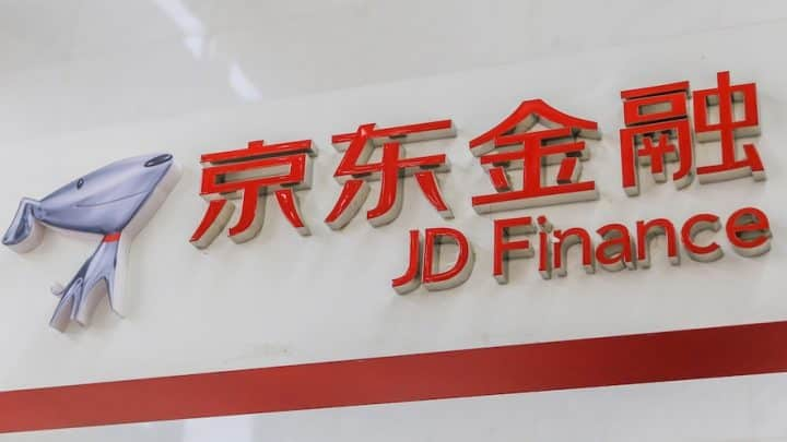 jd finance blockchain
