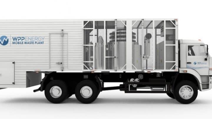 wpp energy truck
