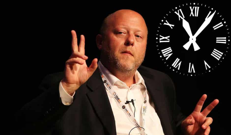CEO Jeremy Allaire of Circle
