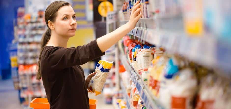grocery blockchain