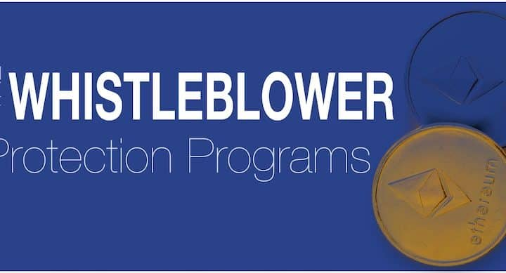 Whistleblower Protection Programs crypto