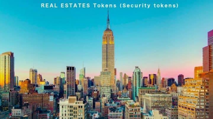 real estates tokens