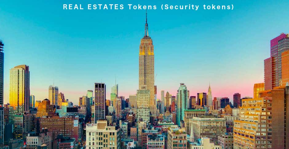 real estates tokens