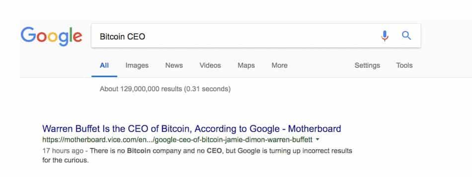 warren bitcoin