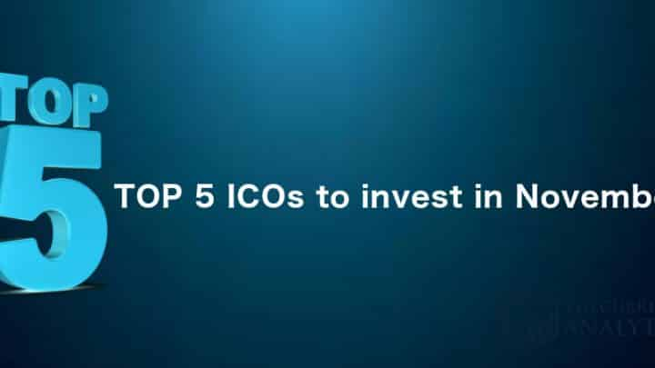 TOP ico's nov
