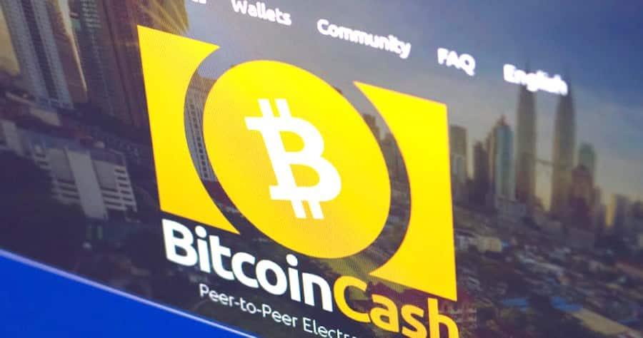 bitcoin cash sv