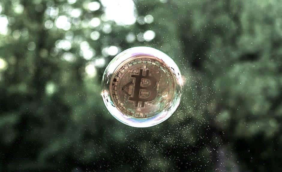 bubble cryptocurrency