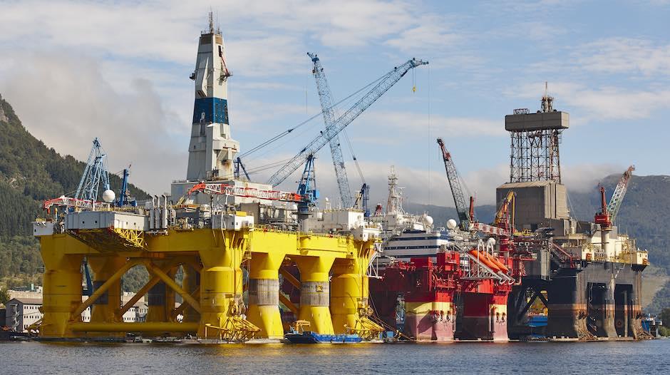Oil blockchain