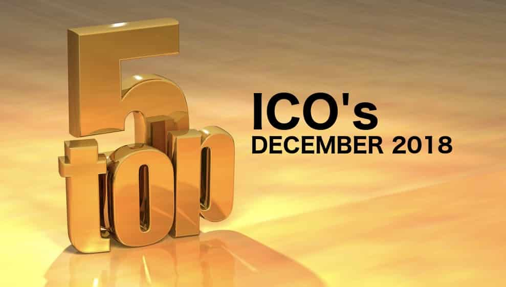 top 5 ico