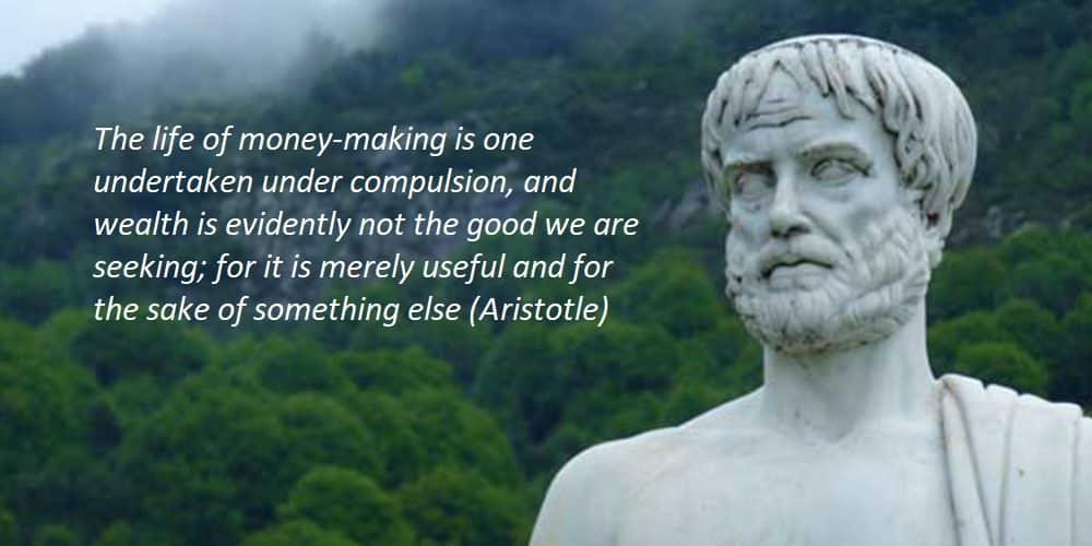 Aristotle crypto