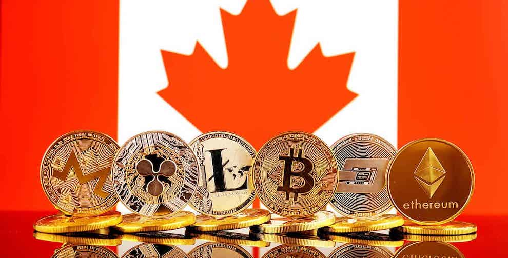 Which cryptocurrency does canada prefer