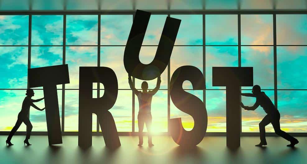 crypto trust