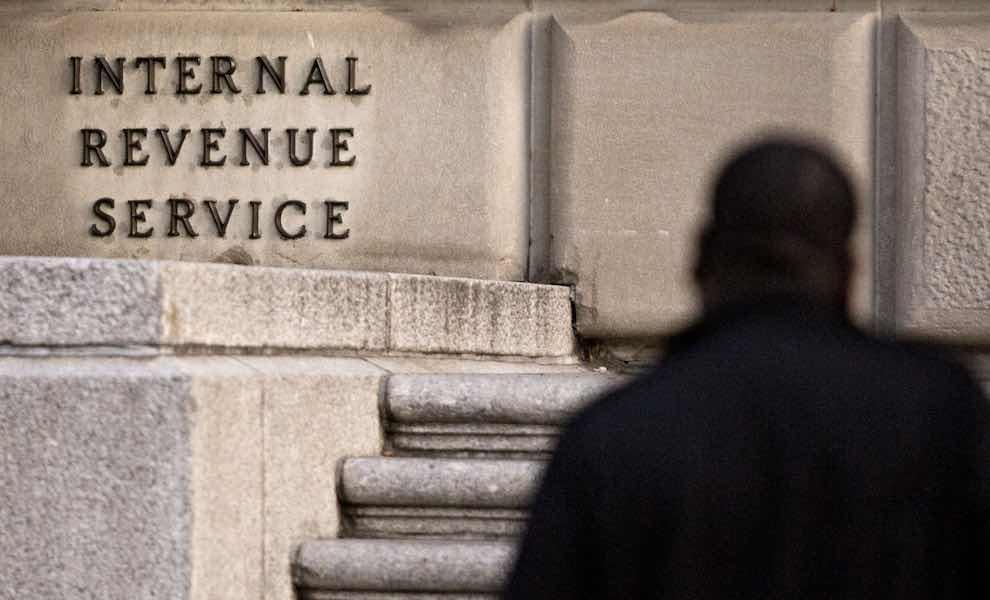 IRS crypto