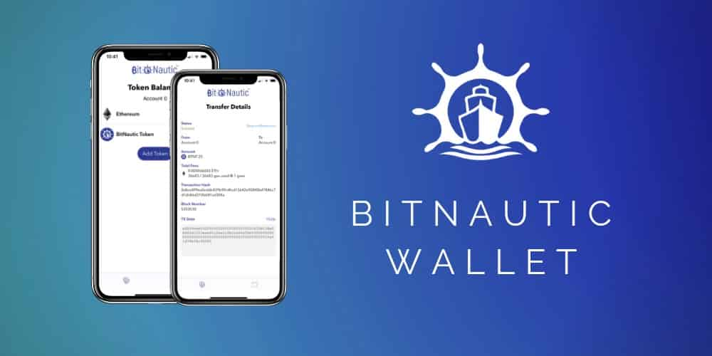 BitNautic Wallet