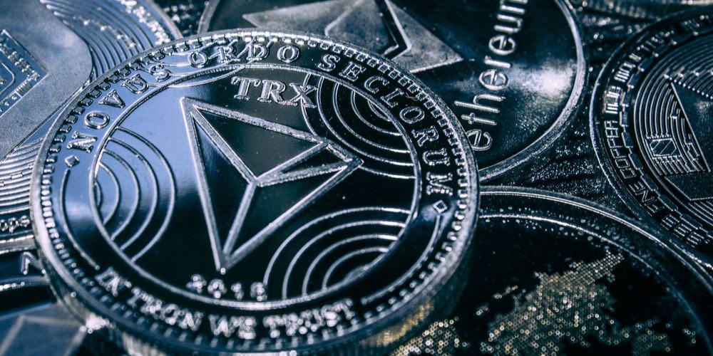 Cryptocurrencies TRX