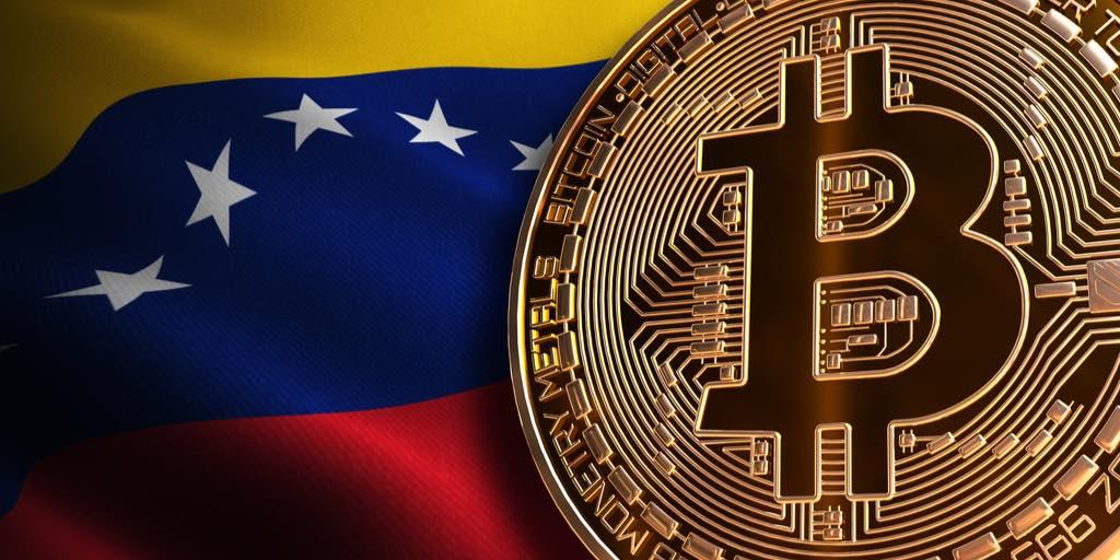 crypto venezuela