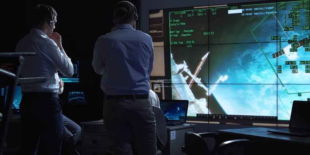 NASA blockchain