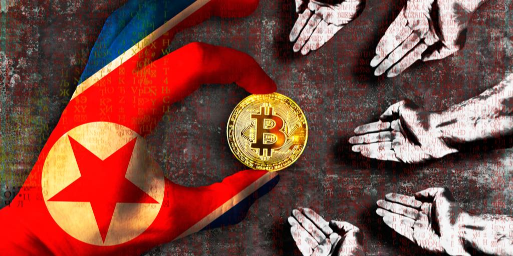 North Korean cryptocurrency