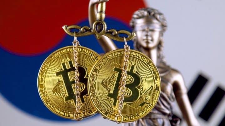 South Korea crypto court