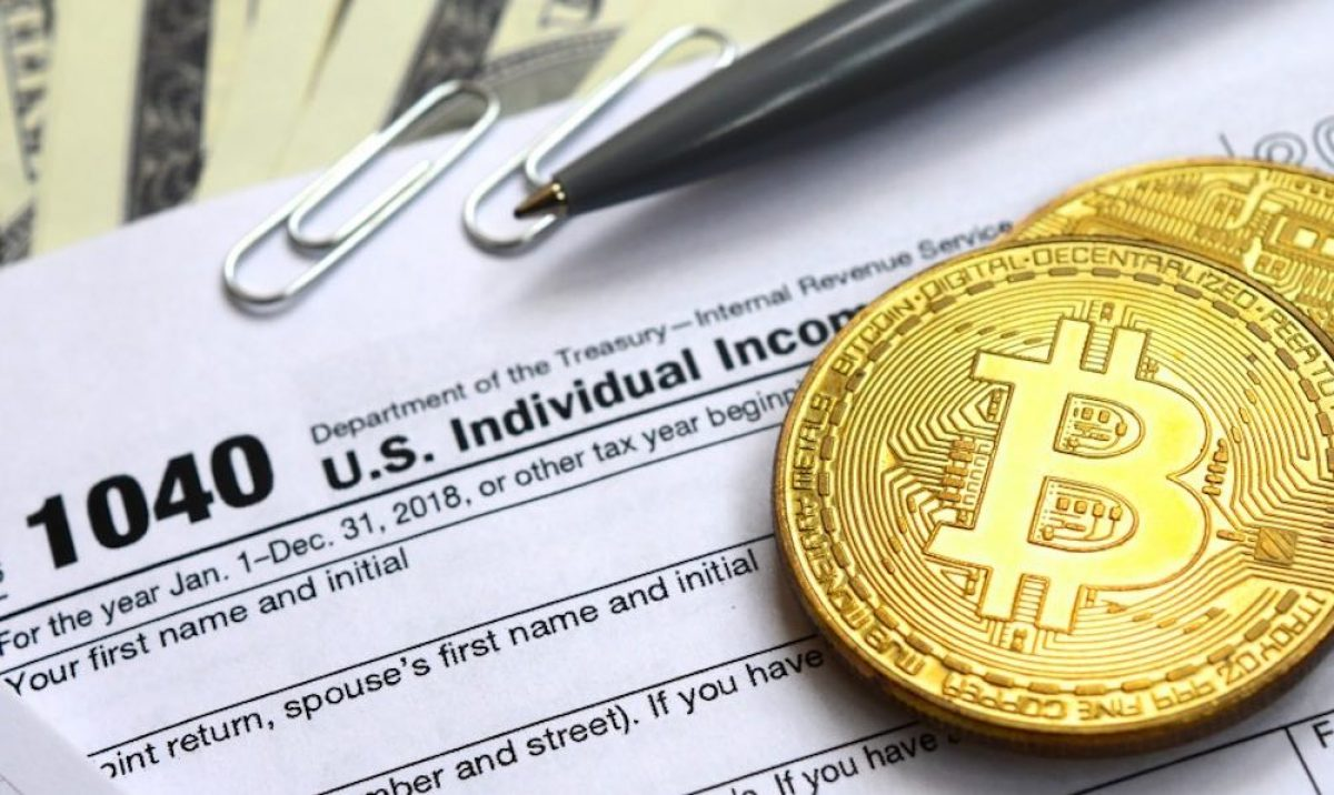 tax reporting of cryptocurrency