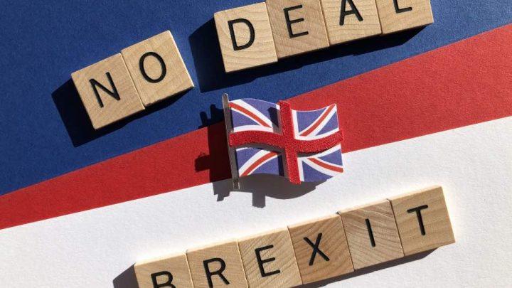 No-Deal Brexit bitcoin