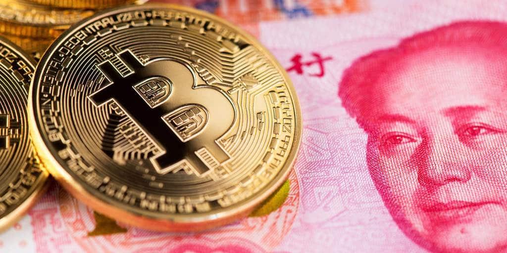 Chinese Crypto cardano Shelley