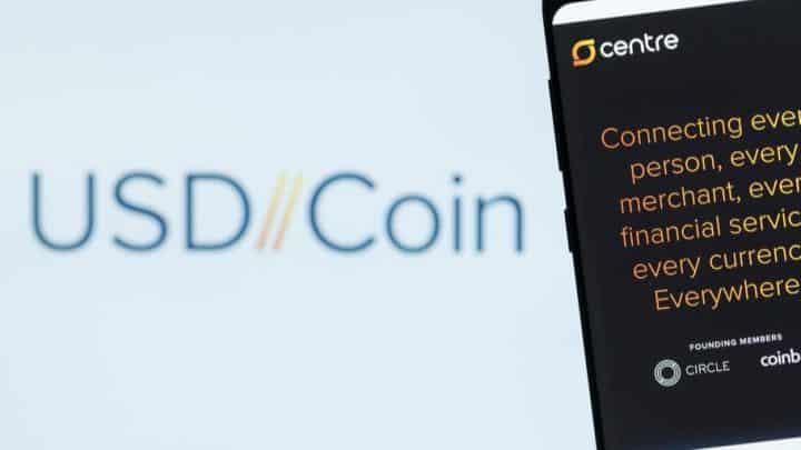 Circle Coinbase usdcoin trading