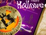bitcoin blockchain halloween