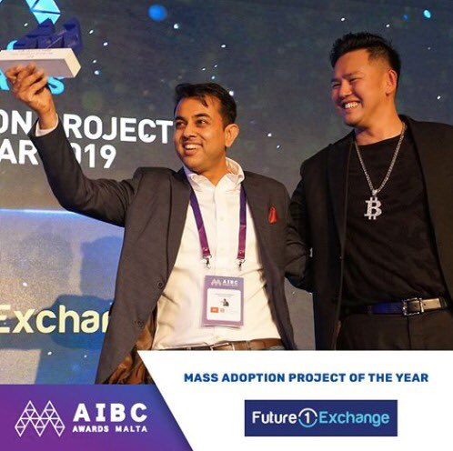 future1exchange award