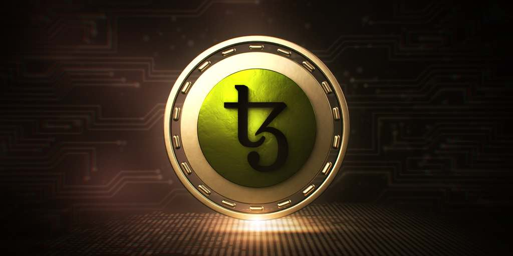 price of the tezos