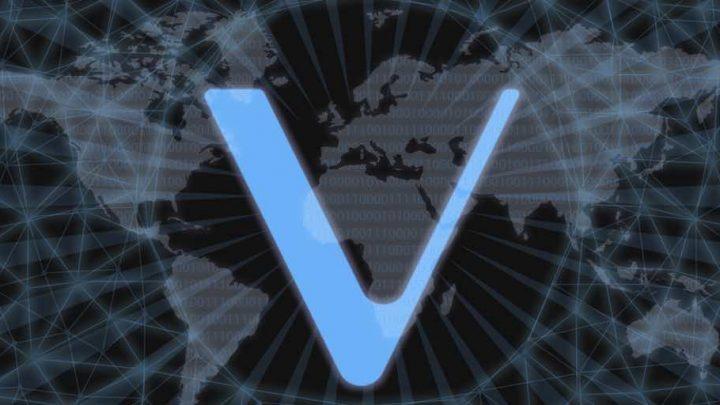 vechain price action