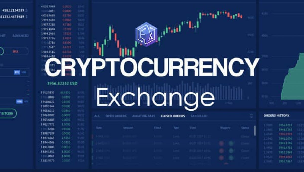 cryptocurrency exchange closed